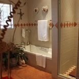 Shower, Lourie, Birdsong Guest House